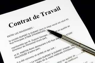 signature d un contrat de travail Contrat De Travail Signature | sprookjesgrot signature d un contrat de travail